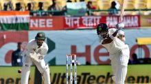 Dharamsala Test: India off to slow start on second day