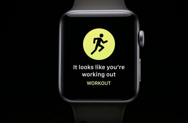 Apple watchOS 5 will automatically detect your workouts