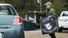 Abortion providers report 'alarming' rise in picketing, vandalism and trespassing