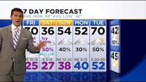 Jeff Jamison's Afternoon Forecast