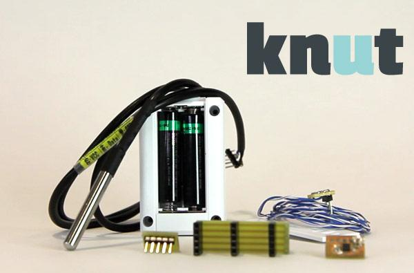 Insert Coin: Knut WiFi-enabled sensor hub (video)