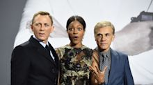 Naomie Harris teases 'massive surprises' in 'No Time To Die' which ties up Bond's story that began with 'Skyfall'