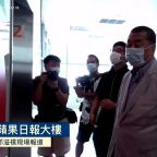 Hong Kong Police Arrest Media Tycoon Jimmy Lai and Raid His Newspaper Under National Security Law