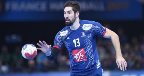 Hand - ChM (H) - Nikola Karabatic a joué le Mondial blessé