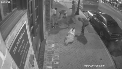 Boston visitors hurt in New Orleans attack; 1 hospitalized