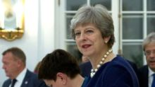 Optimistic Theresa May to call for flexibility from EU in Brexit talks