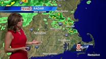 Cindy's Wednesday afternoon Boston-area forecast