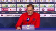 """Finale - Tuchel : """"C'est un peu dur pour Icardi en ce moment"""""""