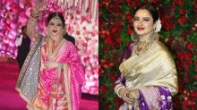 Happy Birthday Rekha: 5 Times the Legendary Actress Ruled the Ethnic Fashion Game