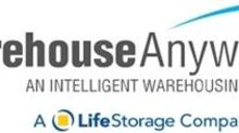 Warehouse Anywhere, Life Storage's Third-Party Logistics Solution, Launches First Micro-Fulfillment Center in Partnership with Deliverr in Las Vegas