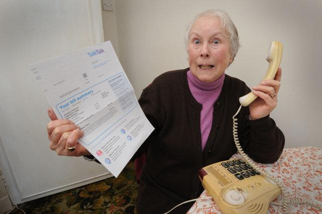 """Carol Sandford, 72, called 118 118 from her mobile phone unaware of the charges involved. Calls to the number cost £1.88 per call and there is also a £2.57 per minute charge from landlines. TalkTalk raises this to £5.68 for the first minute and £3.28 per minute after that. TalkTalk told Carol the charge £81.12 charge was correct but luckily 118 118 were kinder, offering to repay the charge in full. <a href=""""http://money.aol.co.uk/2015/02/18/pensioner-billed-over-80-for-single-directory-enquiries-call/"""" target=""""_blank"""">Read the full story here</a>."""