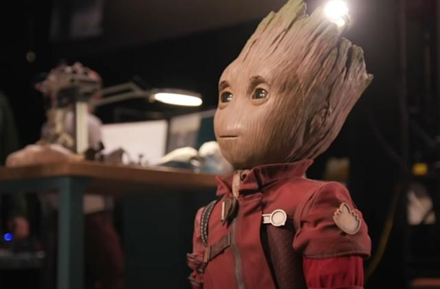 Disney's latest robot will bring Groot and other characters to life