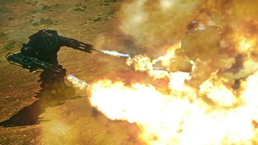 Weekly updates coming to PlanetSide 2