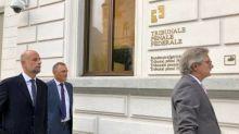 Foot - FIFA - FIFA: Le procès de Nasser al-Khelaïfi et Jérôme Valcke a débuté à Bellinzone