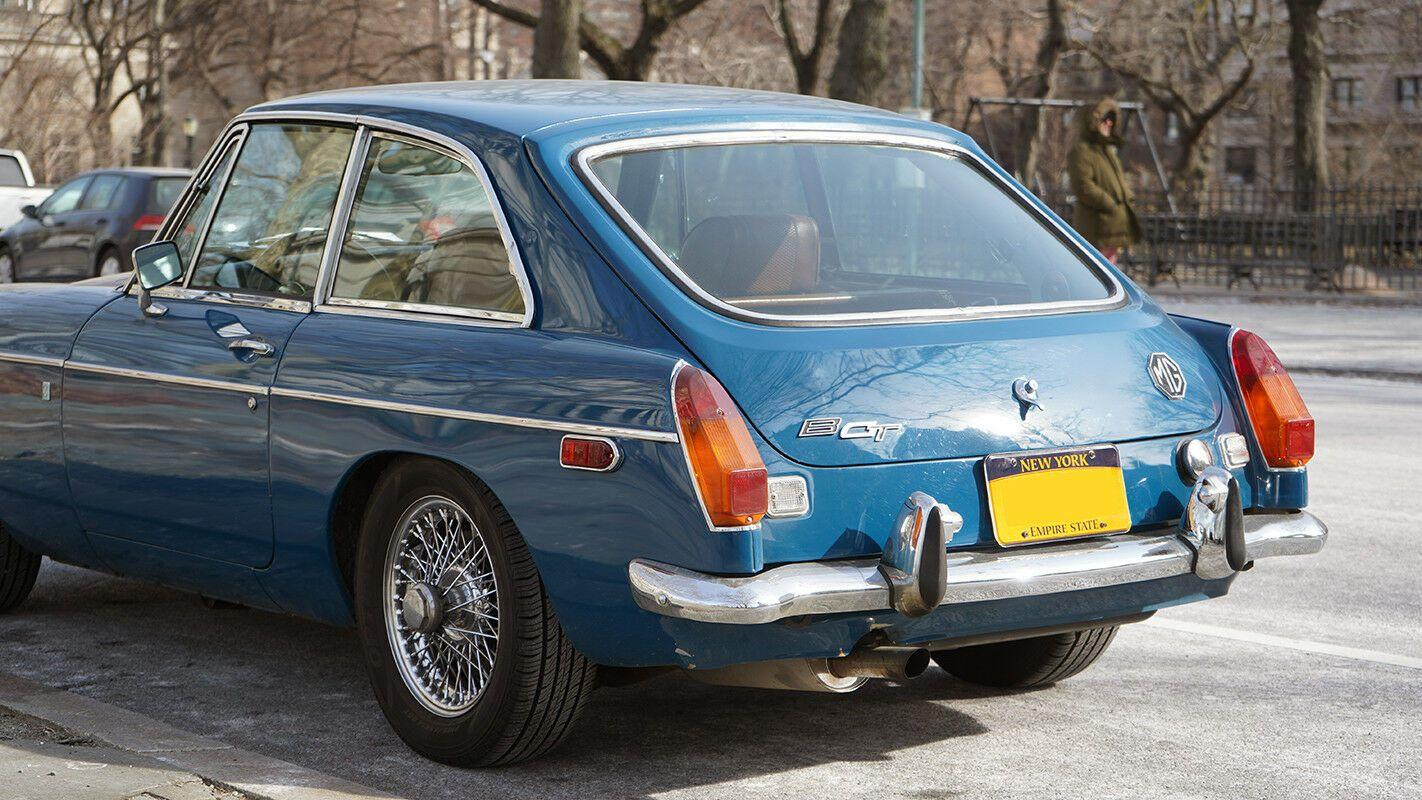 1972 MGB GT For Sale Pictures