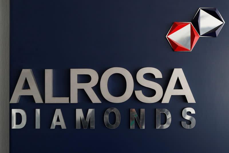 Image result for alrosa diamond company