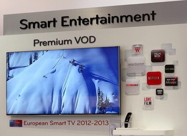 Deezer, Eurosport and Napster coming later this month to LG Smart TVs in the UK