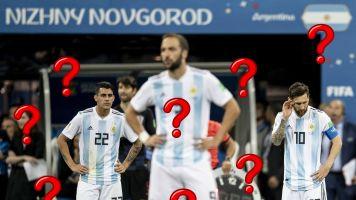 ¿Qué resultados necesita la Selección argentina para clasificarse a octavos de final del Mundial de Rusia 2018?