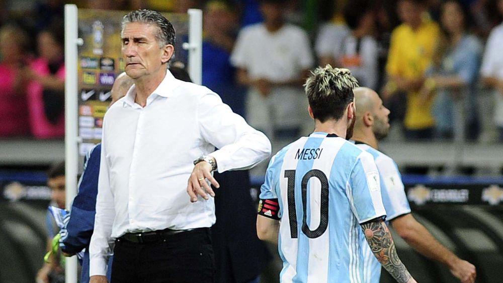 Argentina recibe a Chile afuera de los puestos mundialistas