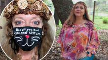 'Tiger King' star Carole Baskin is selling coronavirus face masks