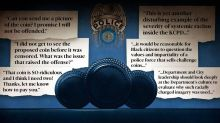 Kansas City police made racist challenge coin with image of pimp: 'It was repugnant'