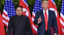 Trump says he's 'prepared to start a new history' with Kim, but offers few details about their future
