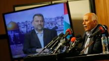 Palestinian rivals agree to hold election in six months