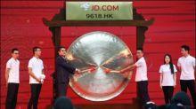 Chinesischer Onlinerise JD.com legt erfolgreiches Börsendebüt hin