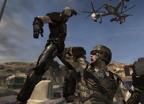 Demorama: Battlefield: Bad Company, Quake Wars demos on Xbox Live