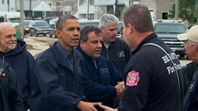 Battles Over Sandy Relief, Gun Control Laws Brew in Washington