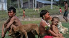 Virus poses cultural threat to Brazil's Amazon people