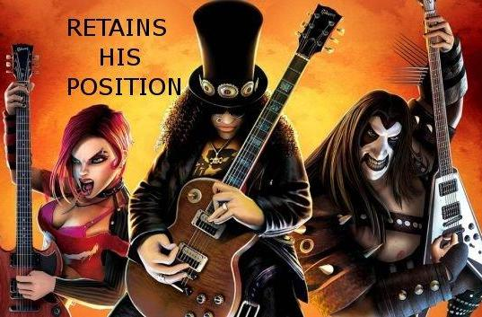 Activision's Guitar Hero CEO replaced