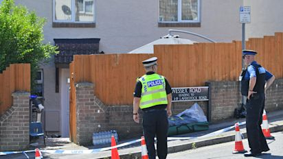 Man in court charged with murder of wife & daughter
