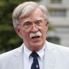 AP source: Bolton says Trump tied Ukraine funds to probe