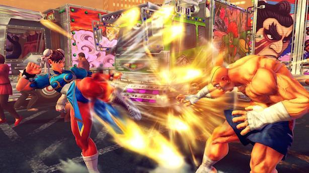 PS4 port of Ultra Street Fighter 4 will include Omega Mode
