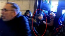 Marine Corps Officer Arrested On Charges Of Assaulting Cop During Capitol Riot