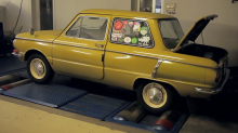 Let's Find Out How Much Power a 45-Year-Old, 40-Horsepower Soviet Car Makes Today