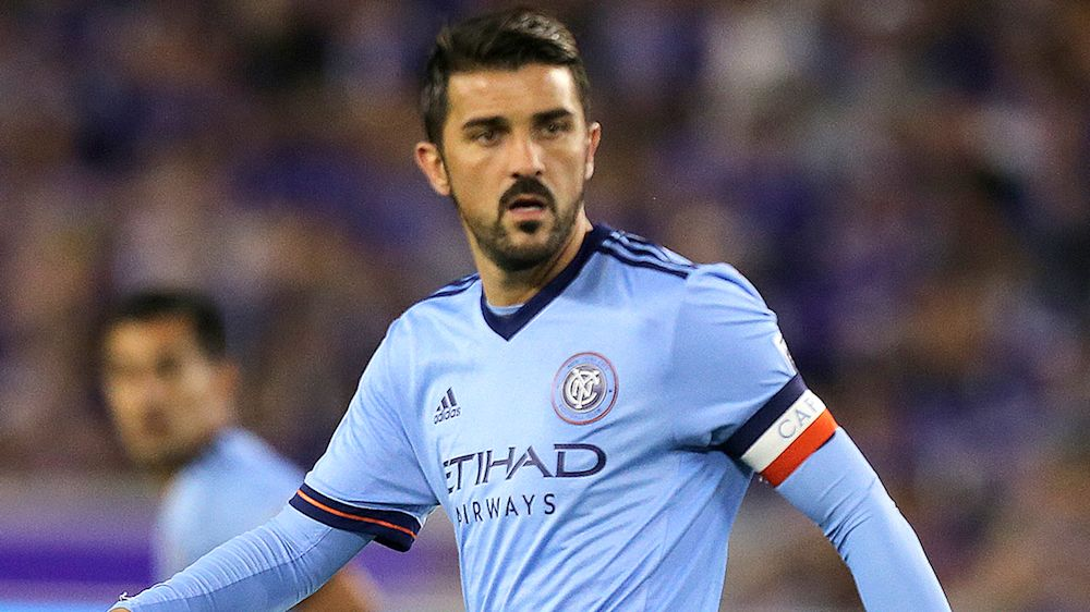 BREAKING NEWS: David Villa earns shock Spain recall at the age of 35