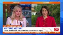 LIVE interview with NSW Premier Gladys Berejiklianis