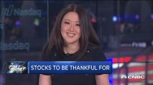 Stocks to be thankful for