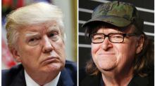 Michael Moore says his next movie will end the Trump presidency