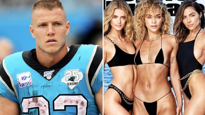 Star reacts to girlfriend's Sports Illustrated cover