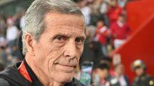 Uruguayan football federation lays off 400, including coach Tabarez