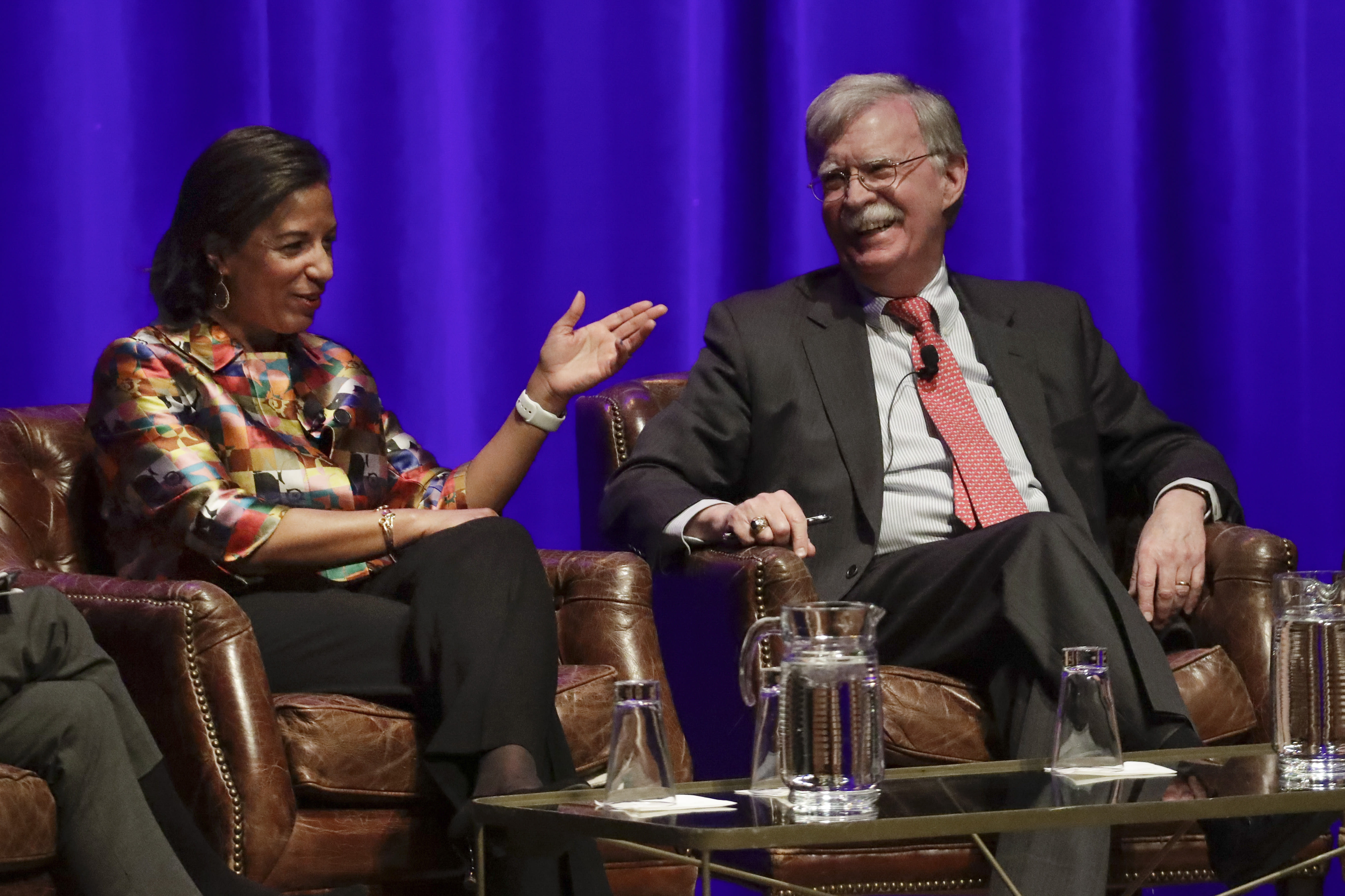 Susan Rice tells John Bolton that withholding testimony is 'inconceivable'