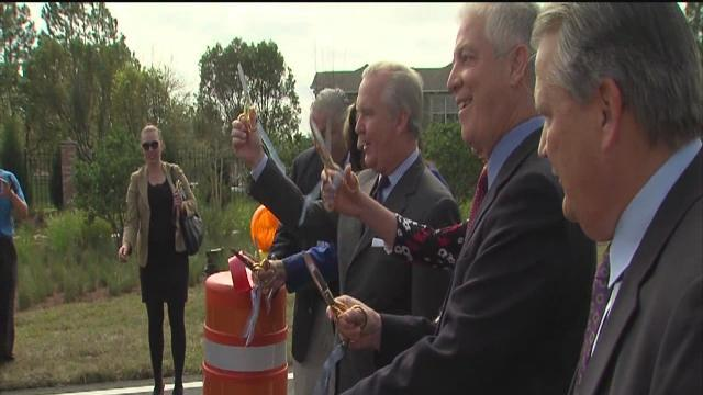 New Tampa bridge means welcome relief