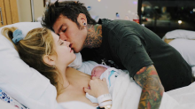 Fashion Influencer Chiara Ferragni and Her Fiancé Fedez Just Welcomed Their First Child