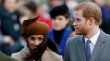 Prince Harry and Meghan Markle fly economy to Nice for New Year mini break - but take up three whole rows