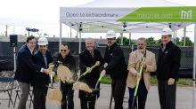 Masonite breaks ground on new HQ in Ybor City
