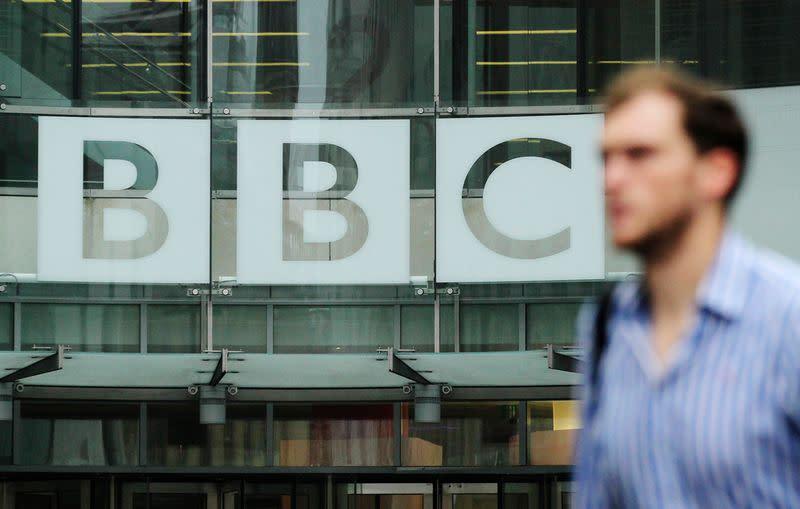 Johnson 'looking at' abolishing BBC licence fee