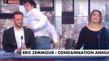 Les galères du direct : quand Cali quitte le plateau de CNews